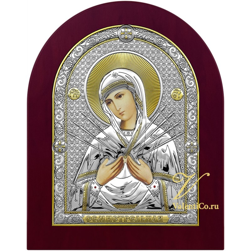 Семистрельная Икона Божией Матери ...: valentico.ru/iconi/icona-semistrelnaya/ikona-semistrelnaya-6395-ow...